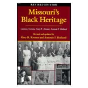 Missouris Black Heritage, Revised Edition (9780826209047