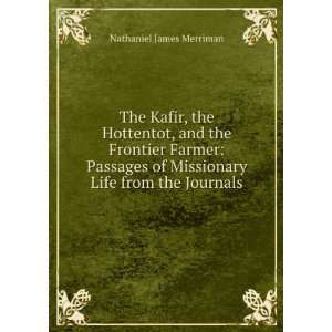 The Kafir, the Hottentot, and the Frontier Farmer