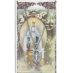 Miraculous Prayer Card Set Toys & Games