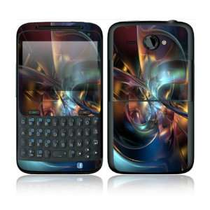 HTC Status Decal Skin Sticker   Abstract Space Art