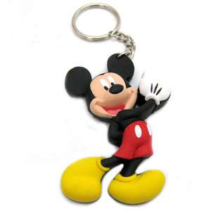 Disney Mickey Laser Cut Key ring