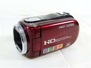 2.7 TFT 12.0 MP HD Digital Video Camcorder Camera DV