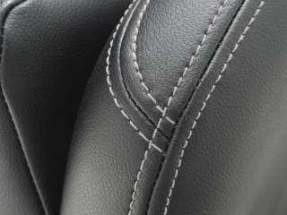 Pair Yonaka Synthetic Leather Bucket Racing Seats Chevy Camaro 2010