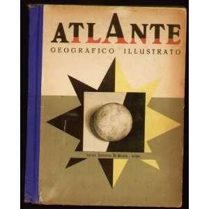 ATLANTE Geografico Illustrato Prof. Dr Luigi Visintin