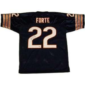 Matt Forte Autographed Jersey   Home   Autographed NFL Jerseys