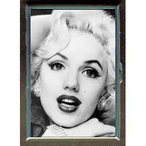 KL MARILYN MONROE PIC GLAMOUROUS ID CREDIT CARD WALLET CIGARETTE CASE