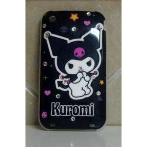 HELLO KITTY KUROMI IPHONE CASE IPHONE 3G 3GS COVER W