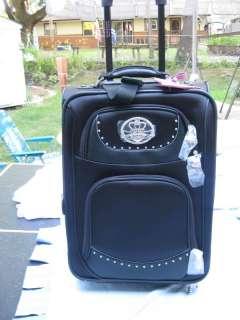 kathy van zeeland travel bag,luggage suitcase, 21black