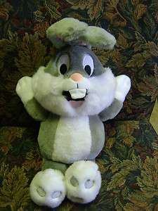 Looney Tunes Talking Shakes, and Giggles Tickle me Bugs Bunny Doll