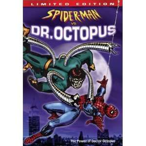 Spider Man Vs. Doctor Octopus Movies & TV