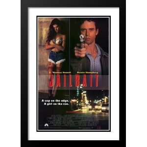Jailbait 20x26 Framed and Double Matted Movie Poster   Style A   1992