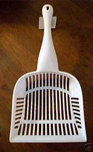 LARGE KITTY CAT LITTER BOX SCOOP ships fast from NY