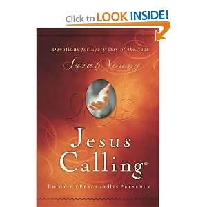 Start reading Jesus Calling Enjoying Peace in His Presence on your