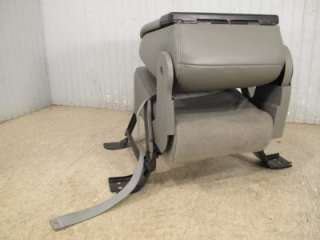 CHEVY SILVERADO GMC SIERREA CENTER CONSOLE JUMP SEAT CHEVROLET