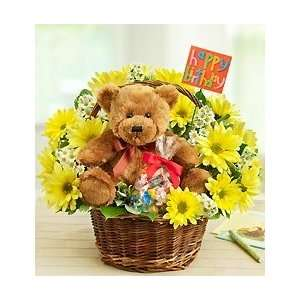 Flowers by 1800Flowers   Lotsa Love Happy Birthday: