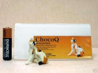 Takara ChocoQ Amazing Animal Figure K14 Japan Cat Spot