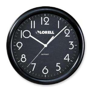 Lorell Lorell Radio Control Wood Wall Clock LLR60992