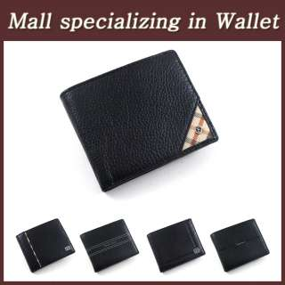 NEW HIGH QUALITY LUXURY SOFT LEATHER WALLET BILLFOLD