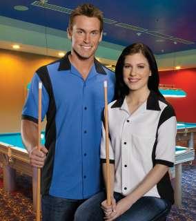 Hilton Unisex Pool Dart Bowling League Shirts. S 3XL