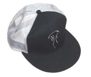 SUMMER MESH TROKAR LAZER HOOKS ADJUSTABLE CAP HAT NEW