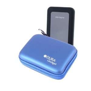 DURAGADGET Blue EVA Water Resistant HDD Case For CBA Digital Portable