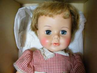 1961 IDEAL KISSY DOLL ORIGINAL BOX CLOTHING VINTAGE PLAYPAL