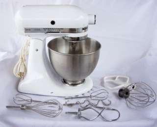 KitchenAid Kitchen Aid Standing Mixer K45SS Classic 250 Watts w/ Bowl