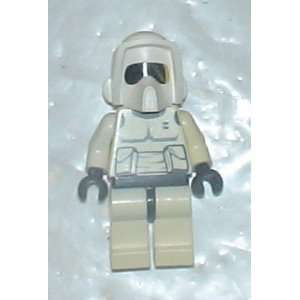 Star Wars Lego Minifig Loose  Biker Scout Toys & Games