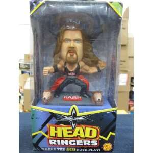 WCW nWo Head Ringers Kevin Nash distributed by Toy Biz