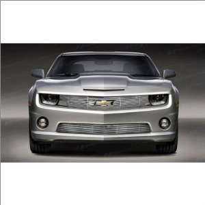 SES Trims Chrome Billet Upper Grille 10 11 Chevrolet