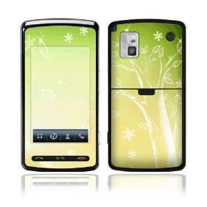 Crystal Tree Decorative Skin Cover Decal Sticker for LG VU CU915 CU920