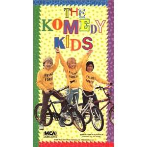 Komedy Kids [VHS] Komedy Kids Movies & TV