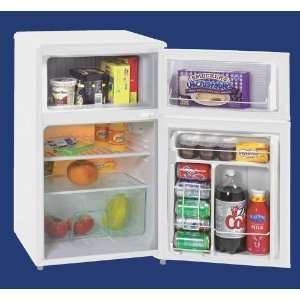 RA303WT 3.1 cu. ft. Compact Top Freezer Refrigerator Appliances