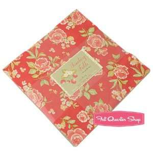 Strawberry Fields Layer Cake   Fig Tree Quilts for Moda