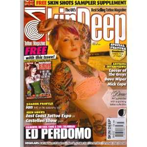 Skin Deep Magazine (The UKs Best selling Tattoo Magazine