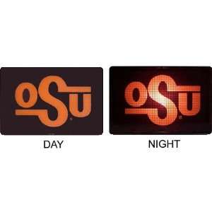 Oklahoma State Cowboys Lighted Trailer Hitch Cover