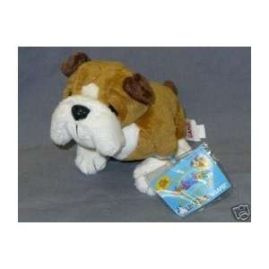 Webkinz Lil Kinz Bulldog Plush (NEW WITH TAGS/CODE