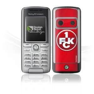 Design Skins for Sony Ericsson K320i   1. FCK Logo Design