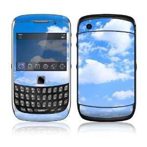 BlackBerry Curve 3G Decal Skin Sticker   Clouds