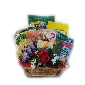 Valentine Healthy Valentines Day Gift Basket