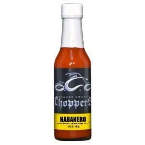 Orange County Choppers Habanero Hot Sauce (5oz): Kitchen