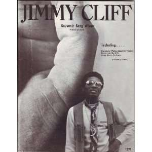 : Jimmy Cliff Souvenir Song Album (Piano Vocal Guitar Chords): Jimmy
