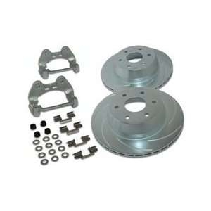 Stainless Steel Brakes A126 49 GM BIG ROTOR CALIPER Automotive