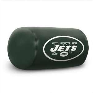 New York Jets Beaded Bolster Pillow