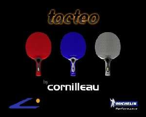 Tacteo 30 Weather Resistant Table Tennis Racket