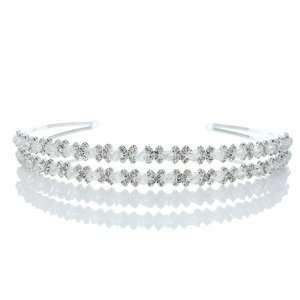 Band Bridal Pageant Rhinestones Crystal Wedding Headband tiara AT023