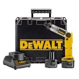 Dewalt 7.2V Heavy Duty VSR Screwdriver Kit with 2