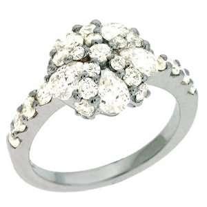 S. Kashi & Sons D3811WG White Gold Diamond Ring   14KW