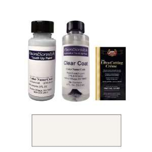 2 Oz. Bright Silver Metallic Paint Bottle Kit for 2009