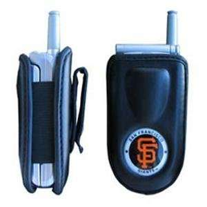 San Francisco Giants Leather Cell Phone Case Sports